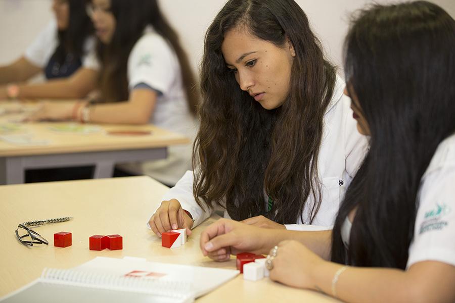Estudiantes e bachillerato ULA